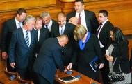 Току-що ГЕРБ внесе вот на недоверие срещу правителството