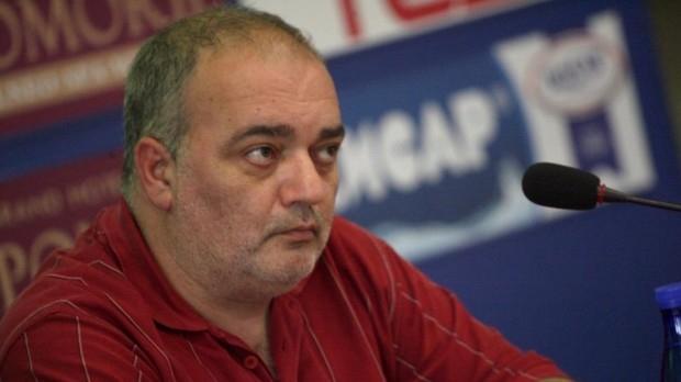 Добри думи на пиар от Бабикян, но реално невъзможен вариант. Борисов не може да бъде изчегъртан.