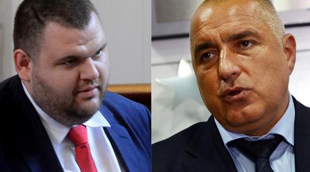Бойко Борисов удря партньорите си, извинявайки се с президента Радев