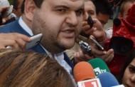 Заради безличието на българските политици, всички се занимават с Пеевски.