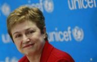 Кристалина Георгиева: Пандемията причинява невиждана досега икономическа криза