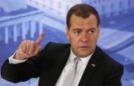 Медведев и правителството на Русия подават оставка, за да не пречат на Путин!