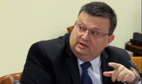 Сотир Цацаров е поискал  арест за Волен Сидеров и за Десислав Чуколов