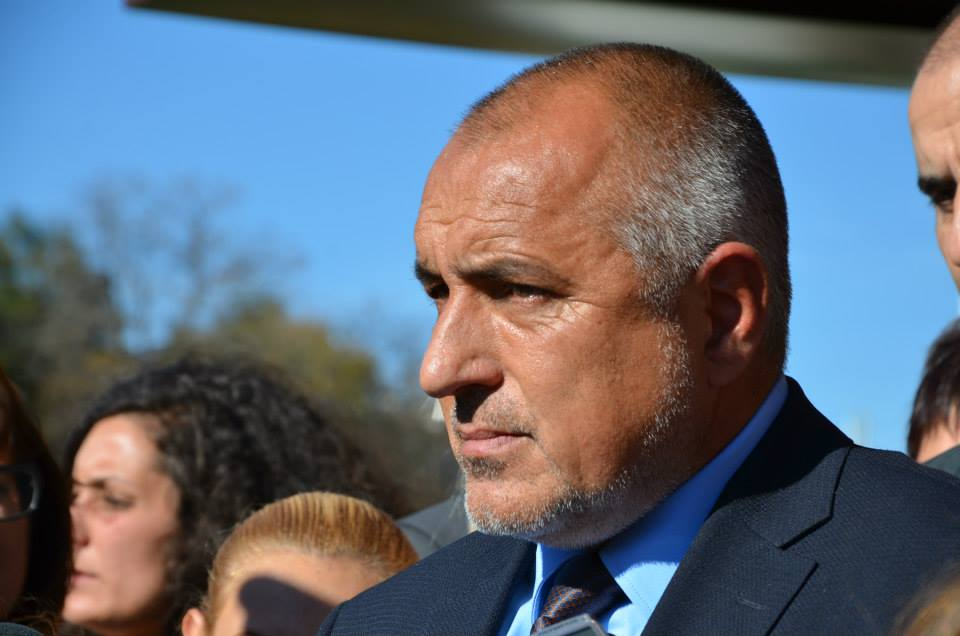 Който си мисли, че премиерът Бойко Борисов си тръгва, е голям наивник