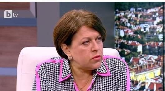 Татяна Дончева: Давате държавата на мутрите, които да си я парчетосат