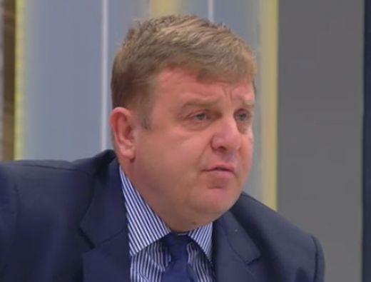 Каракачанов: В коалицията няма напрежение
