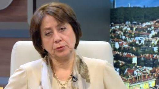 Ренета Инджова: Живеем в опустошена, ограбена и развратена държава