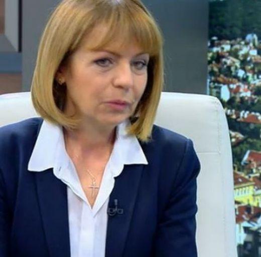 """Фандъкова за насилието над деца и """"желязната завеса"""" над София"""