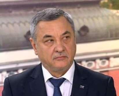 """Валери Симеонов ще направи първа копка на новия полицейски участък в """"Шекер махала"""""""
