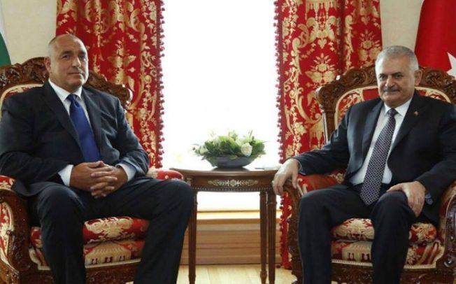 Борисов и Йълдъръм обсъдиха мигрантската криза в Европа