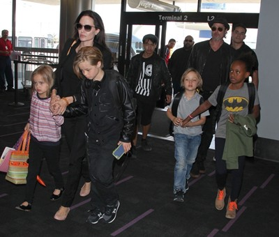 Брад Пит с лошо отношение към децата