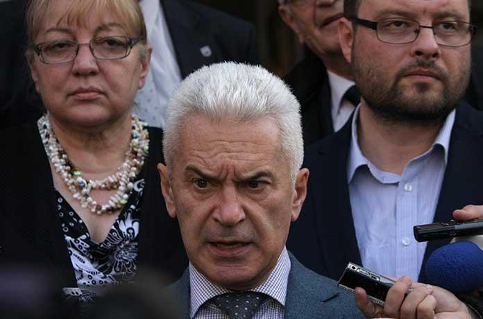 Волен Сидеров е фениксът на България!