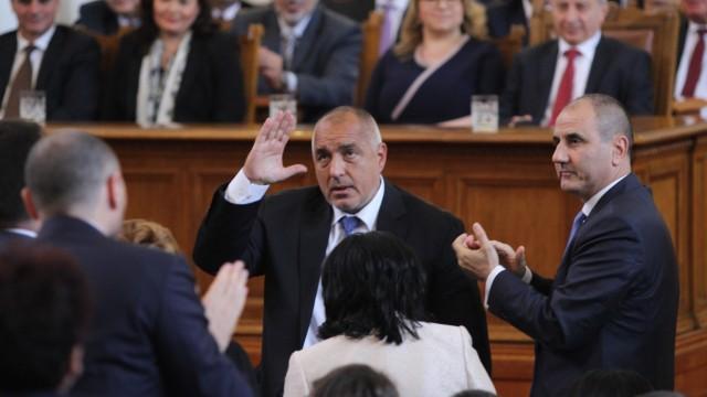 Ще издържи ли правителството на Борисов?