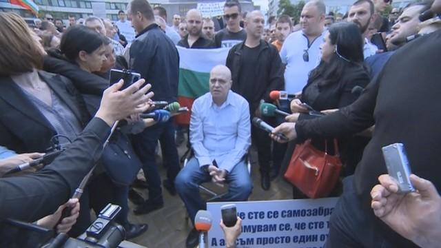 Над 2 0000 души са участвали в кастинга за политици, обявен от Слави Трифонов