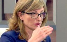Екатерина Захариева защити Борисов за скандала в Испания. Този път обаче не зависи от нея.