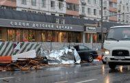 16 души загинаха, а още поне 170 бяха ранени при ураган над Москва