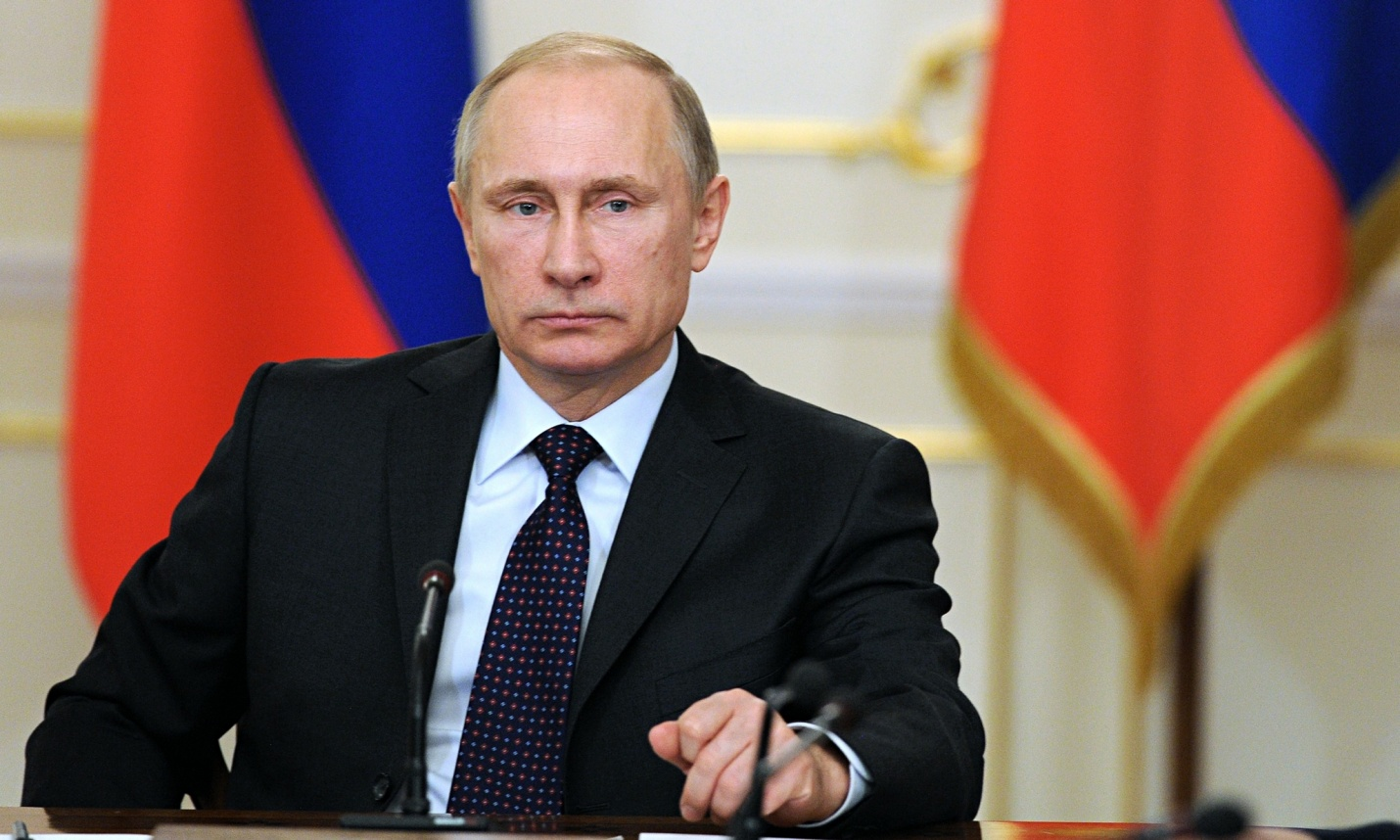 Руският президент Владимир Путин се превърна в цар или пожизнен президент на Русия!