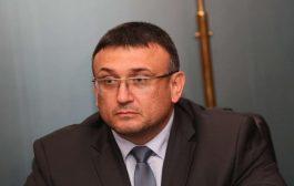 Министърът на вътрешните работи Младен Маринов бездействал