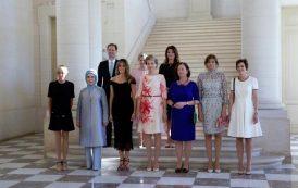 Десислава Радева: Срещнах се с най-популярните първи дами и видях страхотни красоти