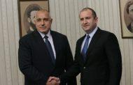 Борисов президент! Избори две в едно