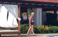 Волен Сидеров на почивка в луксозна резиденция