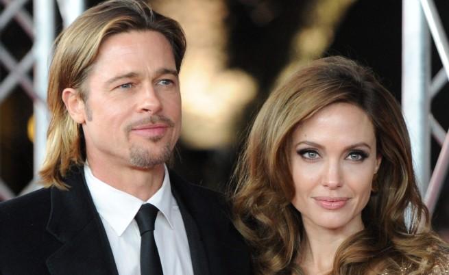 Брад Пит и Анджелина Джоли може би ще отменят развода