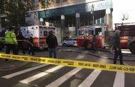 Ужас в Манхатън! Стрелба и врязал се в колоездачи камион, има жертви