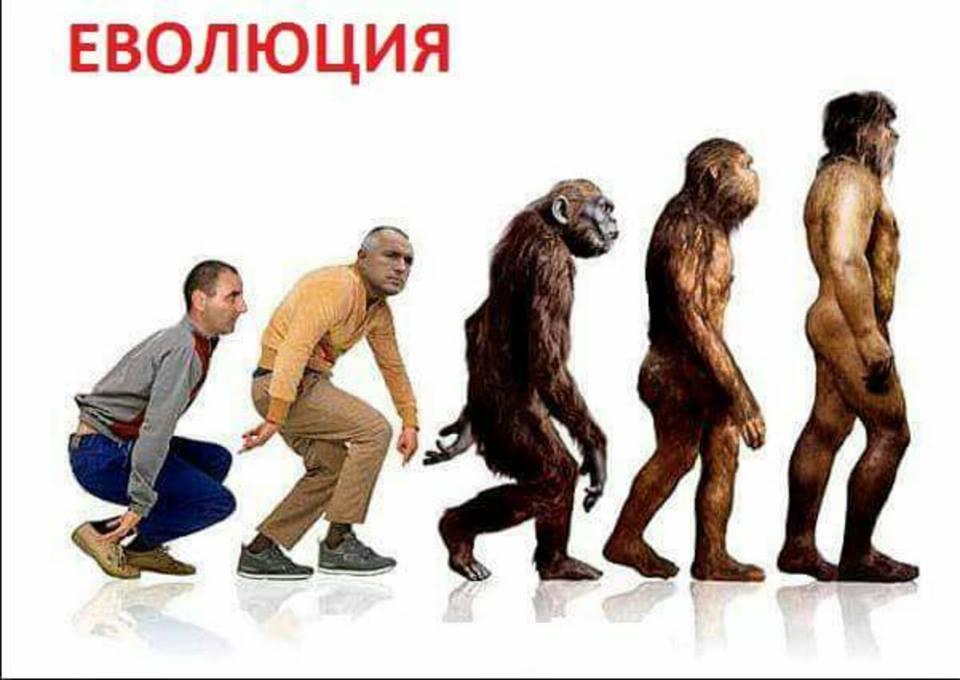 """Underworld"" Еволюция"