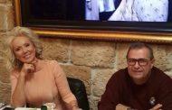 Лепа Брена в столичен ресторант преди влизането си във ВИП Брадър 2017