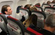 Бъдещият канцлер на Австрия лети в икономична класа и отказа да се целува с Юнкер