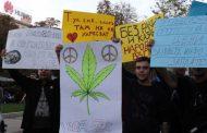 Стотици на марша за европейско правосъдие, десетина контри пробваха да попречат на протеста