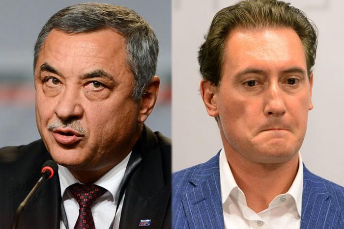 Борисов прецаква Домусчиев и Симеонов