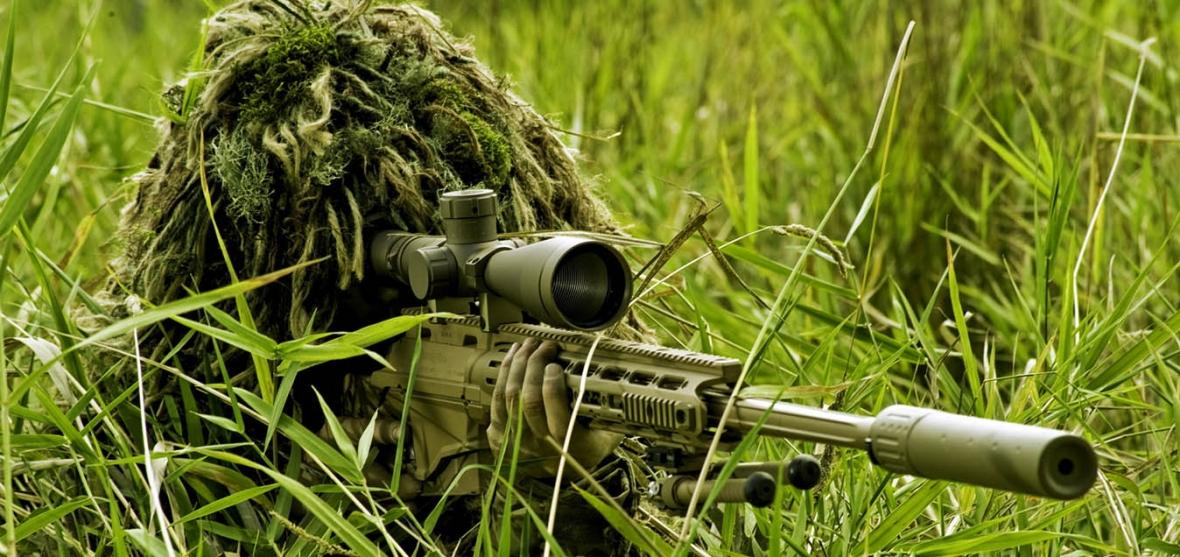 Мистериозен снайперист всява ужас и страх в Ислямска държава!
