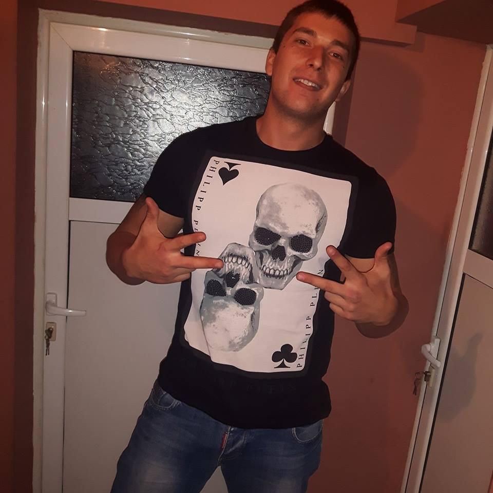 Снимка на застреляния пернишки наркодилър Роберт Величков