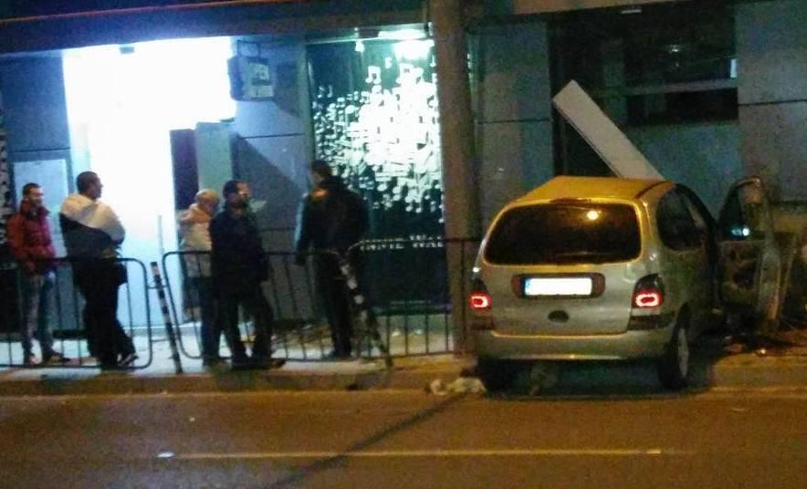 Зрелищна катастрофа на пъпа на Бургас!