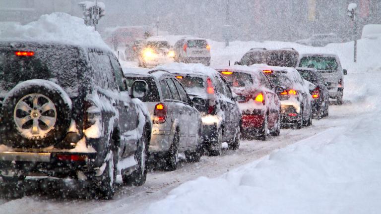 Шок и ужас в снежна София! Убиец се движи необезпокоявано по столичните улици (СКАНДАЛНИ СНИМКИ)