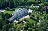 Това е имението на дъщерята на Бойко Борисов в Лос Анджелис, купена за над 350 милиона долара!?