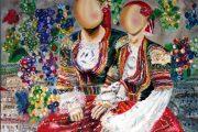 """Интервю с българската художничка Радосвета Желязкова за проекта й """"Кукли в носии"""""""