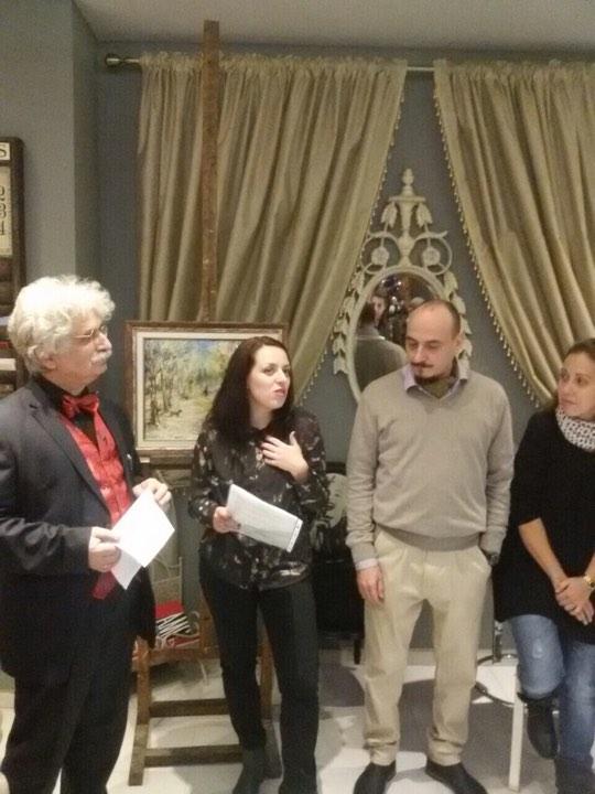 В TERRA SPA се проведе уникална изложба на художника Симеон Халачев(снимки)