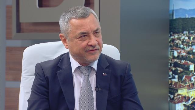 Валери Симеонов не одобрява допълнителните пари за МВР
