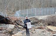 Йончева показа нов пропаднал участък от оградата по границата с Турция