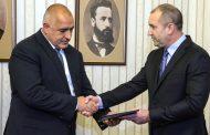 Има ли сделка Радев с Борисов?
