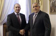 Радев към Борисов: Срещате ли се с депутата Делян Пеевски?