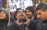 БГ цирк: Роми на протест, 435 лева базов доход са ни малко, искаме 1200