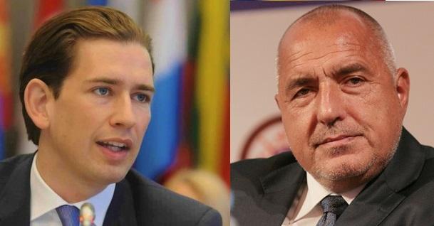 Австрийският канцлер: Да спрем парите от ЕС за България – отиват в олигархията…