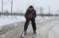 Няма Банско, няма Пирин! Фандъкова пусна ски писти директно на улиците на София!