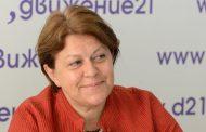 Татяна Дончева: БСП и ГЕРБ са двете крила на бившата БКП, а сблъсъкът им е фалшив