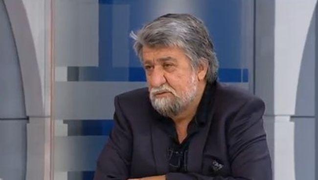 Вежди Рашидов: Влязох здрав като министър на културата и си тръгнах с шепа хапчета