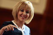 Голям гаф направи Мая Манолова, като каза, че не е срещу ГЕРБ, а срещу модела на управление на София.