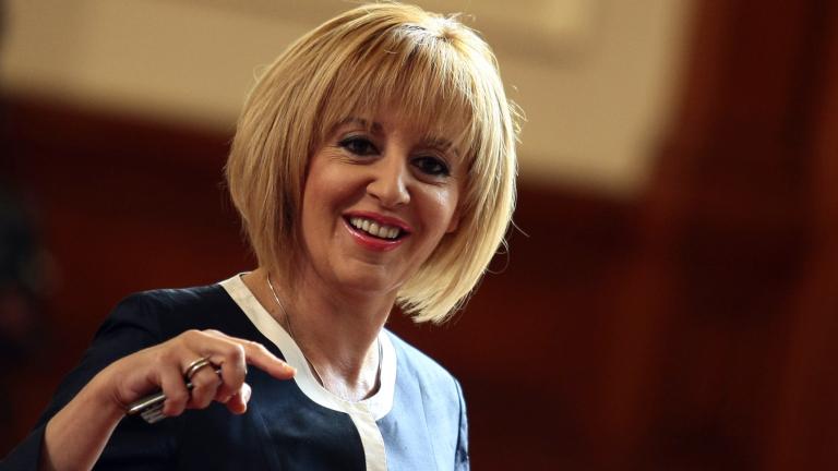Мая Манолова: Няма да ме сплашат, колкото и да искат да ме дискредитират.